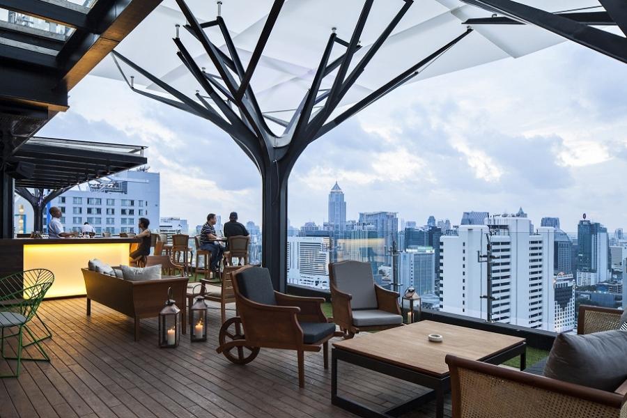 Bangkok info guide above eleven sukhumvit for Anothai cuisine menu