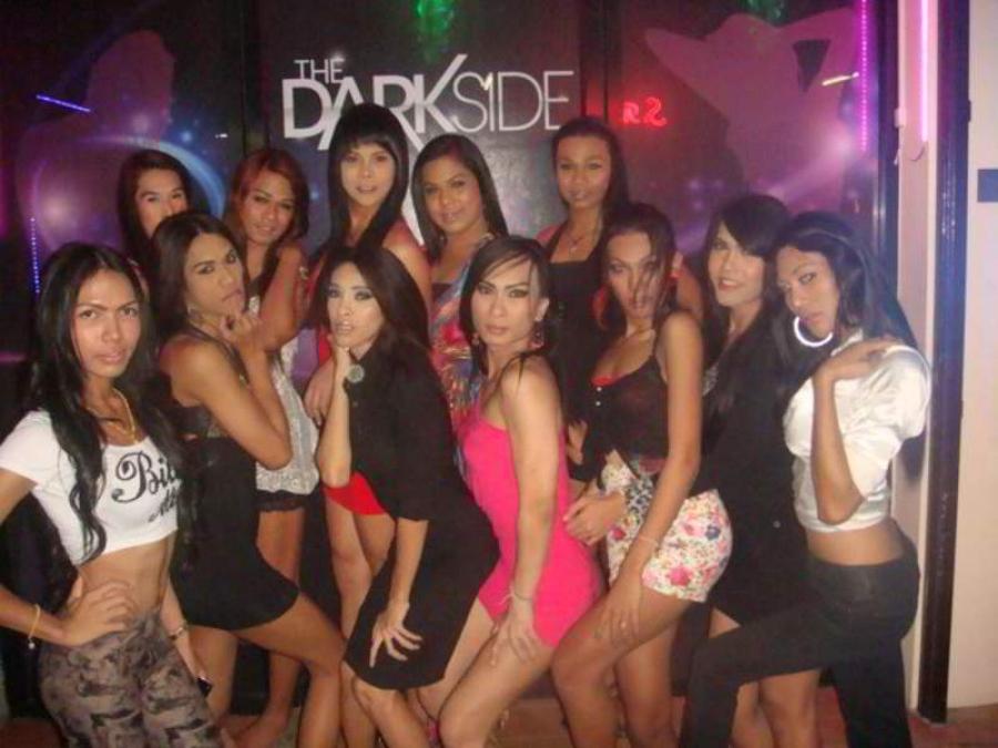 Ladyboy club