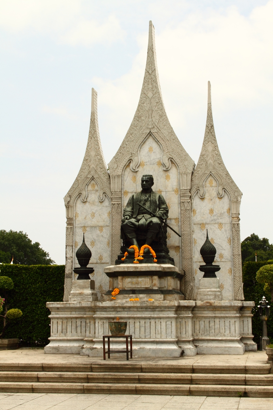 Bangkok Info Guide : King Rama III Memorial - Rattanakosin