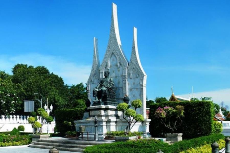 Bangkok Info Guide : King Rama III Memorial - Rattanakosin
