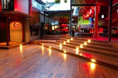Bangkok info guide koi restaurant sukhumvit for Koi restaurant los angeles