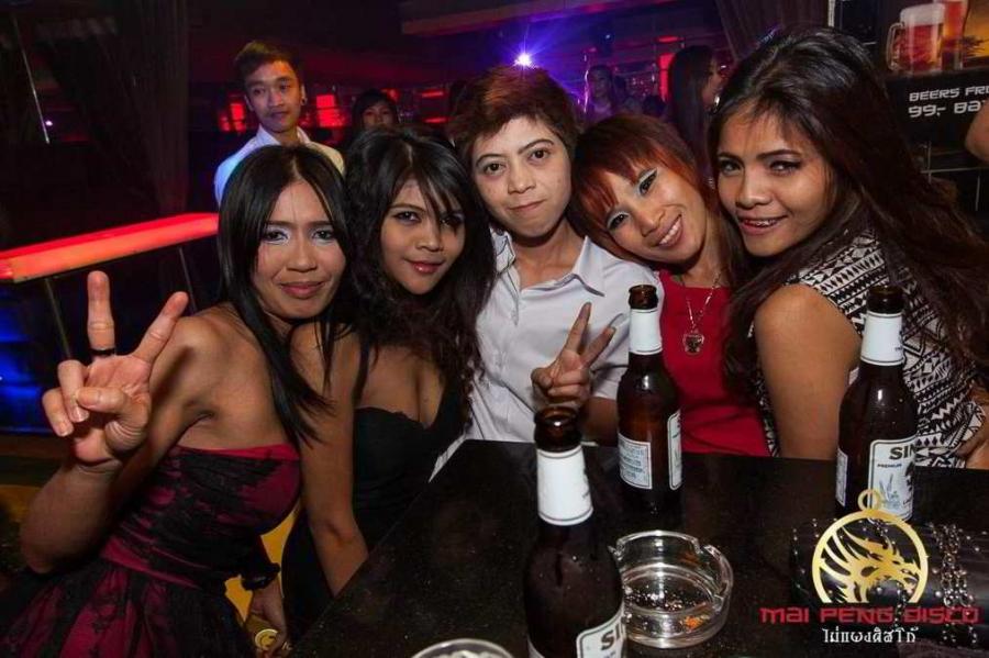 Bangkok nightlife club insanity amp mixx fail - 4 9