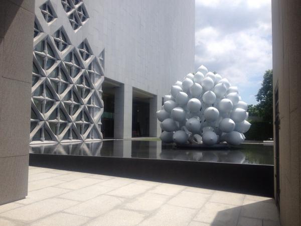 Bangkok Info Guide : Museum Of Contemporary Art (MOCA) - Phahonyothin
