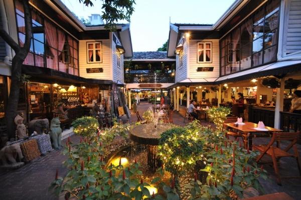 Silom Village Restaurant Menu