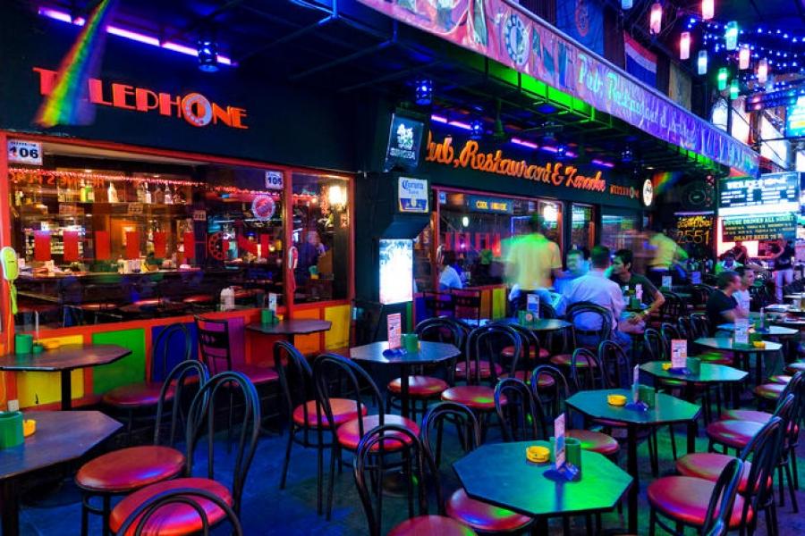 gay bars idaho